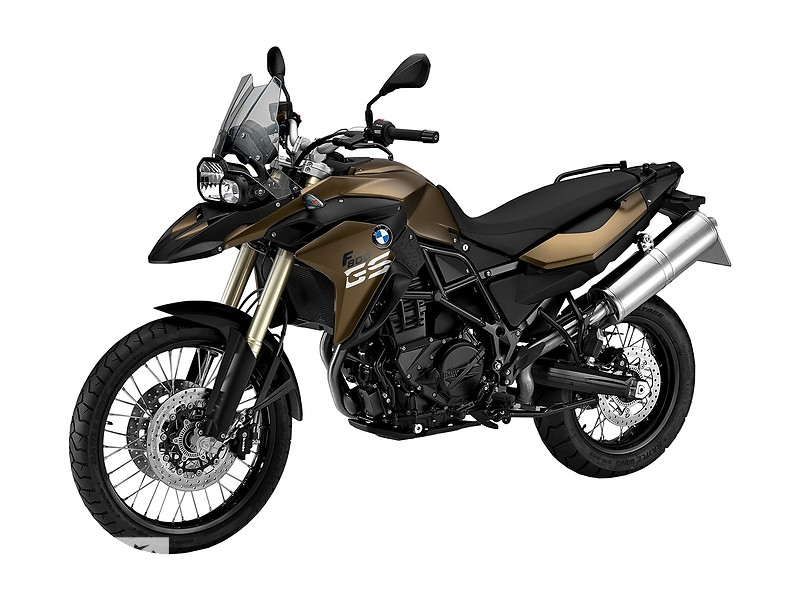 BMW F 850 GS base