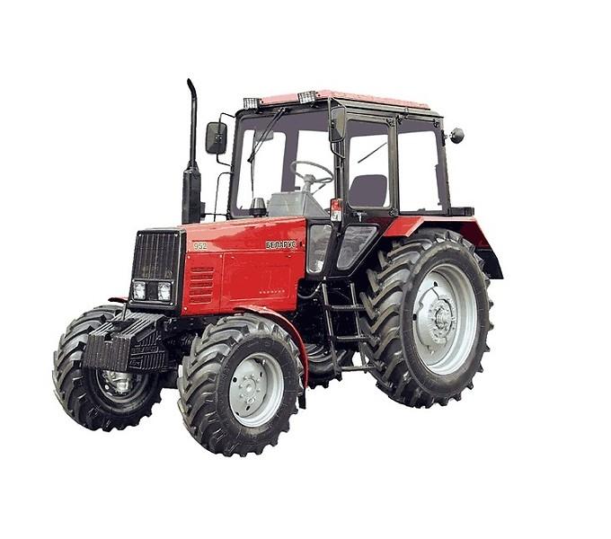 Трактор МТЗ 100: технические характеристики, сфера.