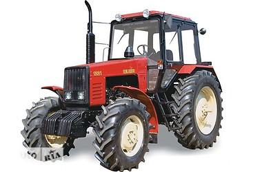 Семейство тракторов Беларус - обзор моделей техники МТЗ