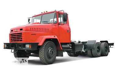 КрАЗ 65053 Шасси 2014