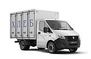 ГАЗ Next Хлебный фургон БИ 2014