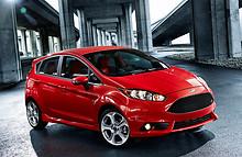 Нові Ford Fiesta