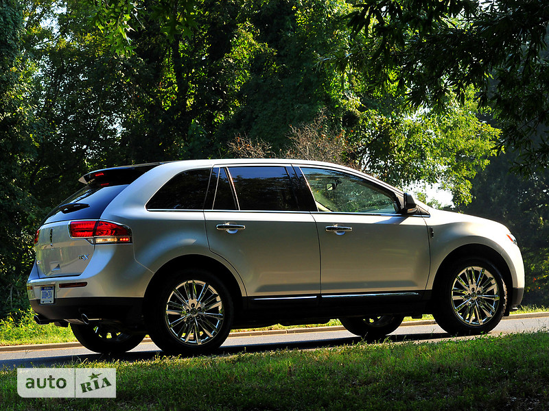 Lincoln MKX  3.7 AT (303 л.с.) AWD Reserve