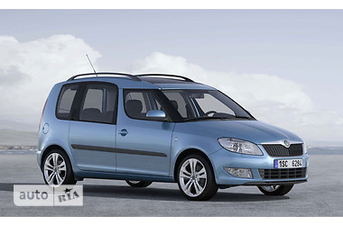 Skoda Roomster 1.6 AT Ambition 2014