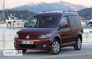 Volkswagen Caddy пасс. Trendline 2.0 TDI MT