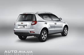 Продаж нового автомобіля Geely Emgrand X7 на базаре авто