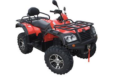 Cf moto 500 2A 2014