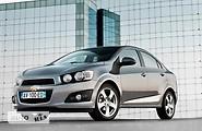 Продаж нового автомобіля Chevrolet Aveo на базаре авто