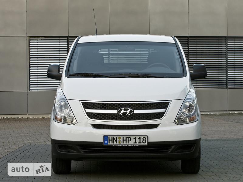 Hyundai H1 груз. 2.5D MT (136 л.с.) (3s)