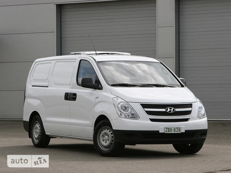 Hyundai H1 груз. 2.5D MT (136 л.с.) (3s)  Comfort