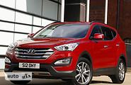 Продаж нового автомобіля Hyundai Santa FE на базаре авто