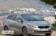 Kia Ceed  Sportswagon 1.6 MT Top 2013