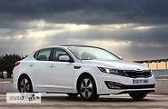 Kia Optima 2.4 AT luxury 2013