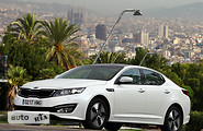 Kia Optima 2.4 AT luxury 2013