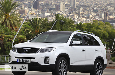 Kia Sorento 2.2D AT top plus 2014