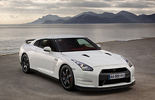 Новые Nissan GT-R