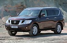 Новые Nissan Patrol