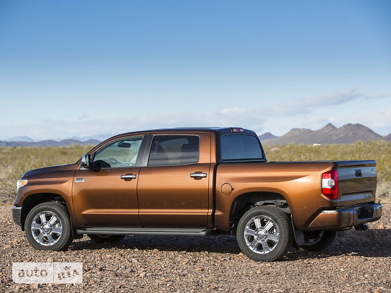 Toyota Tundra 5.7 AT (381 л.с.) TRD Pro
