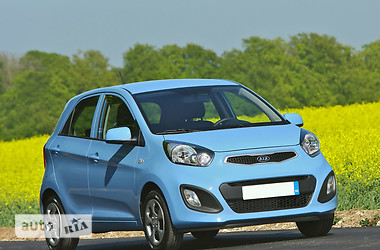 Kia Picanto 1.2 AT Top 2015