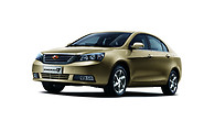 Geely Emgrand 7 1.8 MT Basic 2014
