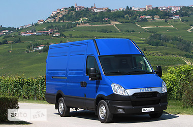 Iveco Daily груз. 35S15  2012