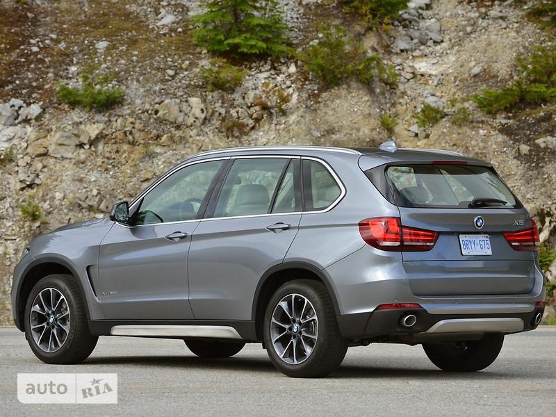 BMW X5 25d АТ (218 л.с.) xDrive