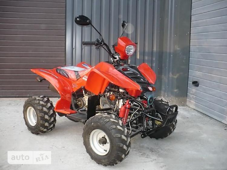 Bashan ATV BS 150s-2b