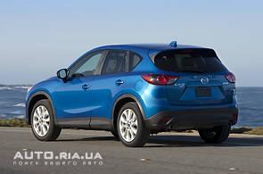 Продаж нового автомобіля Mazda CX-5 на базаре авто