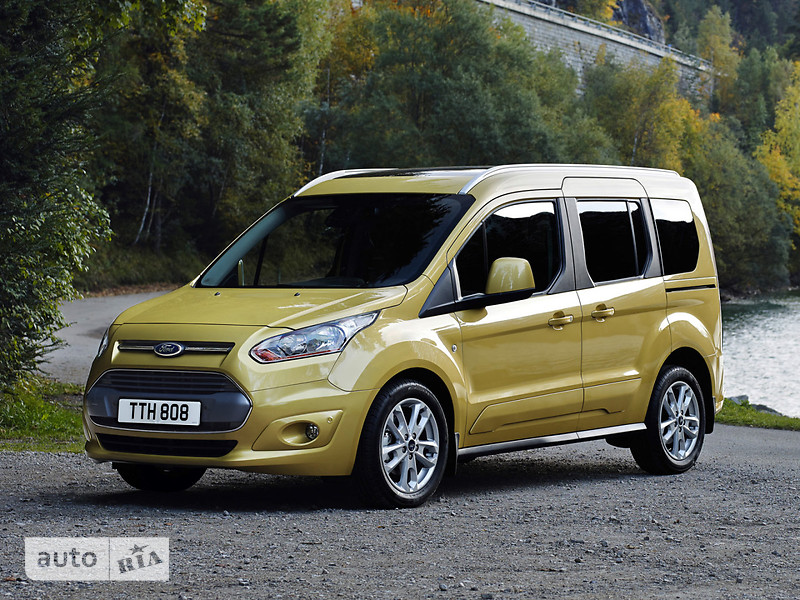 Ford Tourneo Connect пасс. 1.5D MT (100 л.с.) SWB Trend