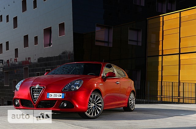 Alfa Romeo Giulietta 1.4T АT (170 л.с.) Distinctive