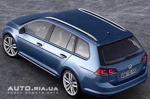 Продаж нового автомобіля Volkswagen Golf Variant на базаре авто