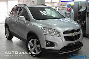 Продаж нового автомобіля Chevrolet Tracker на базаре авто
