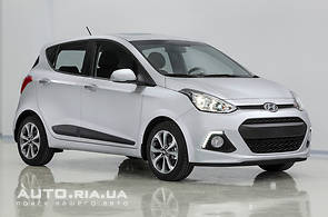 Продаж нового автомобіля Hyundai i10 на базаре авто