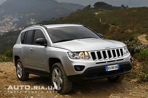Продаж нового автомобіля Jeep Compass на базаре авто