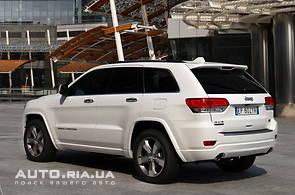 Продаж нового автомобіля Jeep Grand Cherokee на базаре авто
