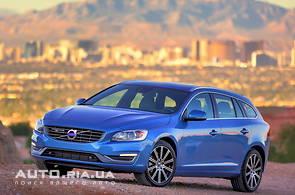 Продаж нового автомобіля Volvo V60 на базаре авто