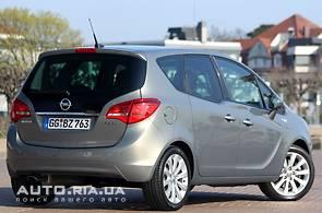 Продаж нового автомобіля Opel Meriva на базаре авто