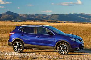Продаж нового автомобіля Nissan Qashqai на базаре авто