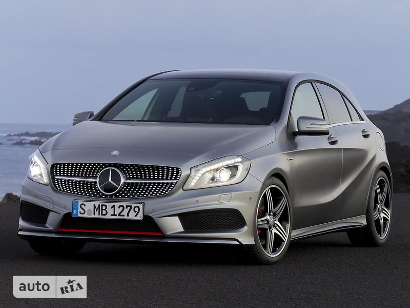 Mercedes-Benz A-Class A 200 MT (156 л.с.)