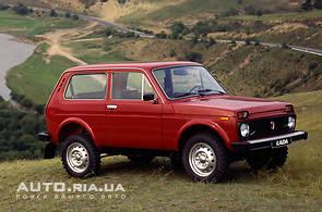 Продаж нового автомобіля ВАЗ 2121 на базаре авто