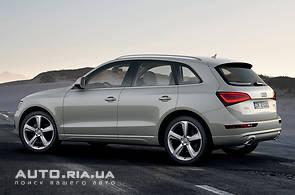 Продаж нового автомобіля Audi Q5 на базаре авто