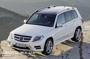 Продаж нового автомобіля Mercedes-Benz GLK-Class на базаре авто