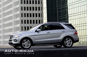Продаж нового автомобіля Mercedes-Benz M-Class на базаре авто