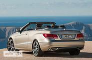 Продаж нового автомобіля Mercedes-Benz E-Class Cabrio на базаре авто