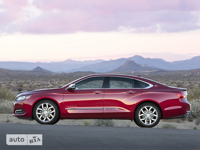 Chevrolet Impala 2.5 AT (195 л,с.) LT