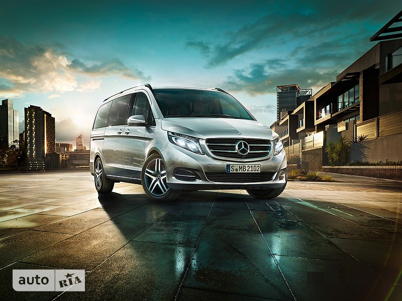 Mercedes-Benz V-Class V 250d AT (190 л.с.) Long AVG
