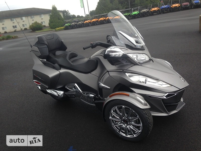 BRP Can Am Spyder RT LTD SE6