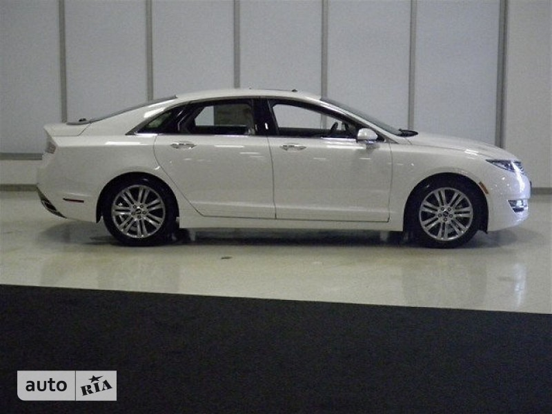 Lincoln MKZ 2.0 AT (248 л.с.) AWD