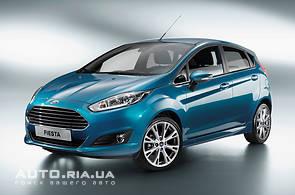 Продаж нового автомобіля Ford Fiesta на базаре авто