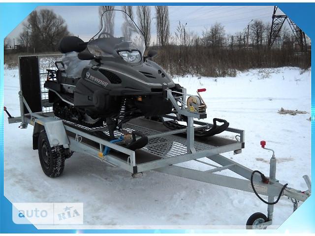 Кияшко 36PS1101 Платформа для снегохода